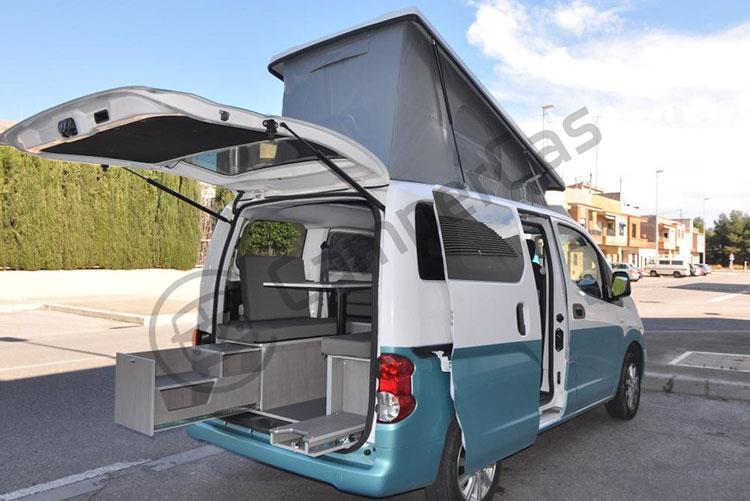 Imagen mobiliario camper