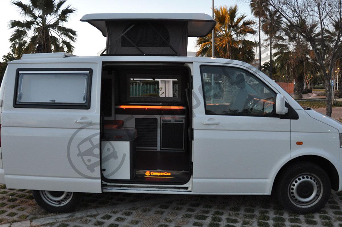 Venta furgoneta camper